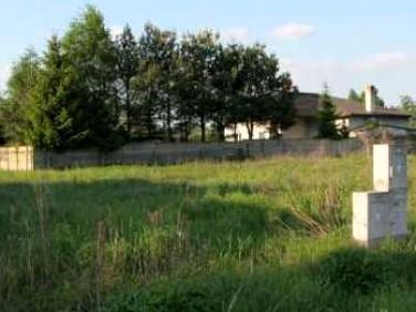 Działka budowlana Lipków