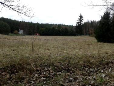 Działka rolna Krępki