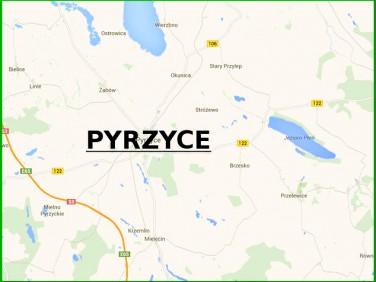 Działka budowlana Pyrzyce