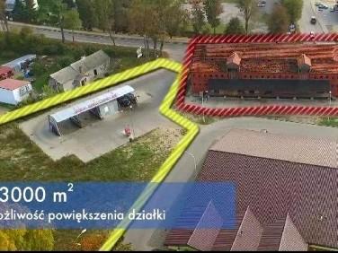 Działka przemysłowa Mikołajki