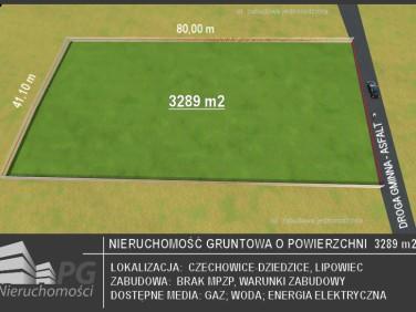 Działka budowlano-rolna Czechowice-Dziedzice