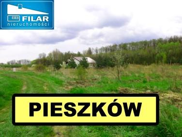 Działka Pieszków