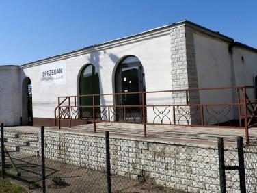 Budynek użytkowy Praszka