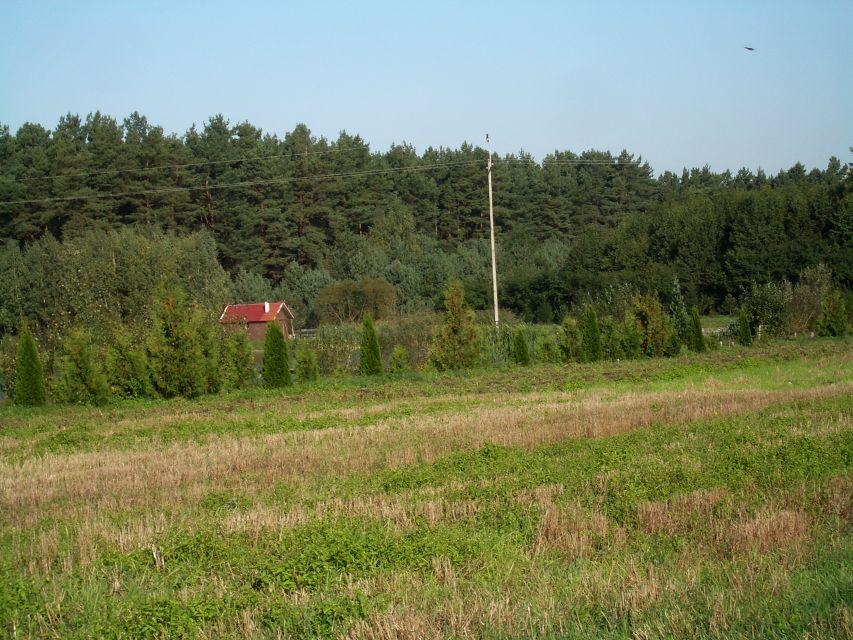 Działka budowlano-rolna Obrubniki