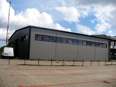 Budynek użytkowy Chwaszczyno
