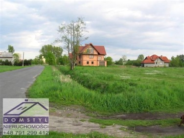 Działka budowlana Żarnowiec