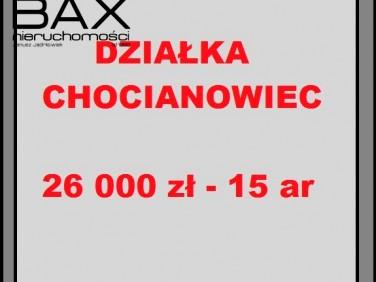 Działka Chocianowiec