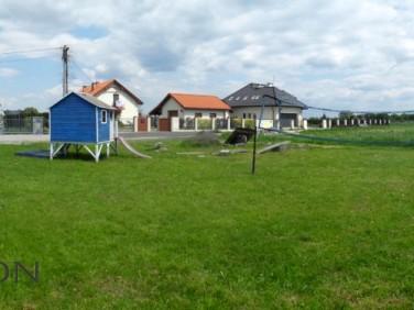 Zabudowana działka Wieliczka
