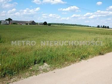 Działka budowlano-rolna Wielki Sosnowiec sprzedam
