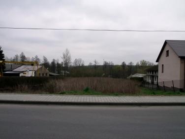 Działka budowlana Słomniki
