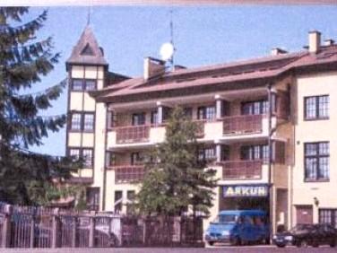 Budynek użytkowy Łeba