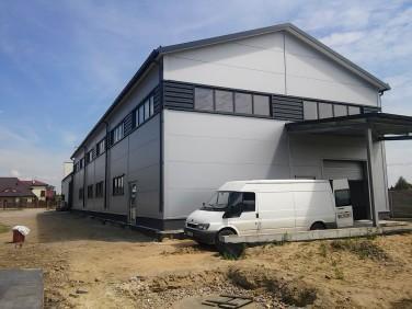 Budynek użytkowy Borzęcin Duży