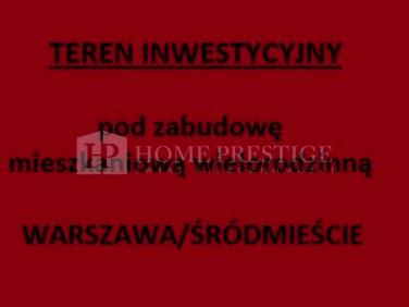 Działka budowlana Warszawa