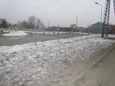 Działka Oleśnica