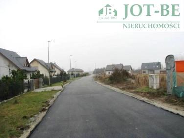 Działka budowlana Bogdaszowice
