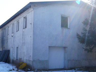 Budynek użytkowy Lubań