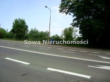 Działka inwestycyjna Wałbrzych