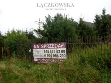 Działka rekreacyjna Białogóra