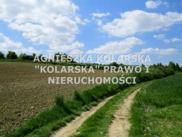 Działka rolna Sułkowice