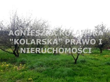 Działka budowlano-rolna Zielonki