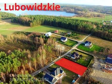 Działka budowlana Lubowidz
