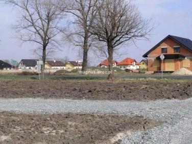 Działka budowlana Żórawina