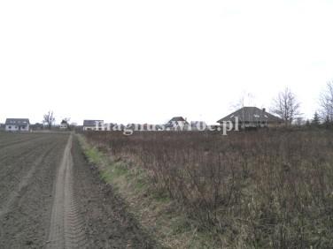 Działka budowlana Siechnice