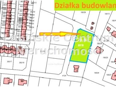 Działka budowlana Gorzyca sprzedam