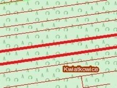 Działka budowlana Kwiatkowice