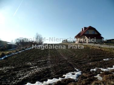 Działka budowlano-rolna Bodzanów