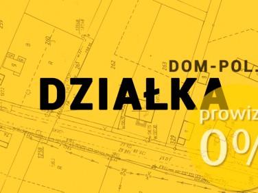 Działka budowlana Motycz