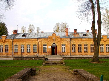 Budynek użytkowy Augustów
