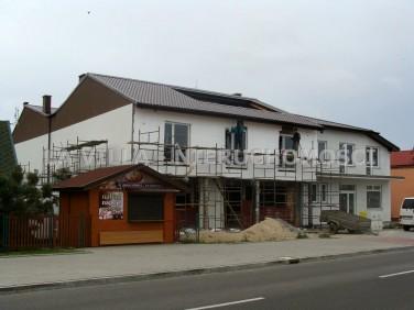 Budynek użytkowy Dźwirzyno