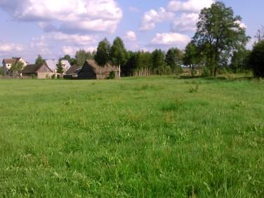 Działka budowlano-rolna Studzianki