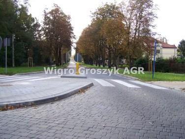 Pusta działka Konstancin-Jeziorna