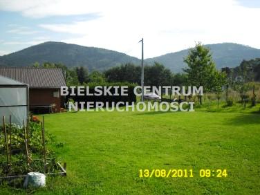 Zabudowana działka Bielsko-Biała