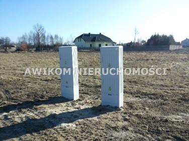 Działka budowlana Baranów sprzedam