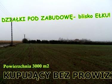 Działka budowlano-rolna Ełk