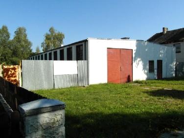 Budynek użytkowy Popielów