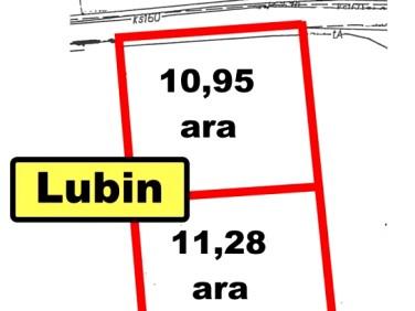 Działka Lubin