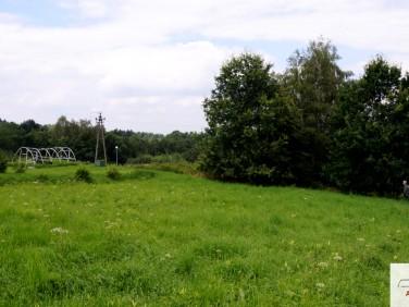 Działka budowlano-rolna Bęczarka