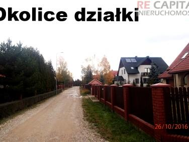 Działka budowlana Feliksów
