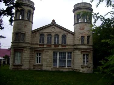 Budynek użytkowy Lgiń