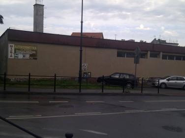 Budynek użytkowy Biskupiec