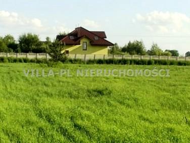 Działka budowlano-rolna Wróblew