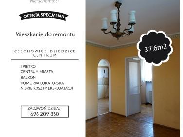 Mieszkanie blok mieszkalny Czechowice-Dziedzice
