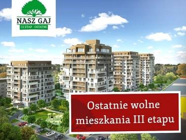 Osiedle mieszkaniowe Nasz Gaj, Nowa inwestycja, Powstańców Warszawy