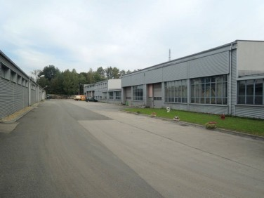 Budynek użytkowy Mysłowice