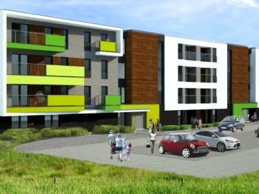 Nowe mieszkania w Sadach