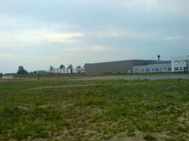 Działka przemysłowa Miękinia